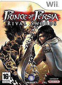 Usado Jogo Nintendo Wii Prince of Persia: Rivals Swords- Ubisoft