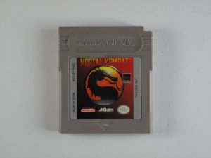 Usado Jogo Game Boy Mortal Kombat - Midway