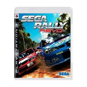 Usado Jogo PS3 Sega Rally Revo - Sega