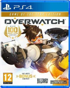 Usado Jogo PS4 Overwatch Game Of The Year - Blizzard