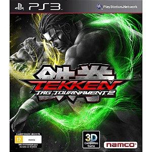 Usado Jogo PS3 Tekken Tag Tournament 2 - Namco