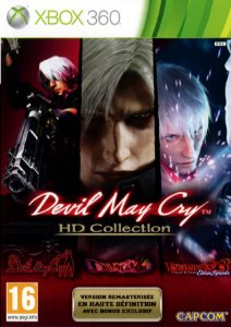 Usado Jogo Xbox 360 Devil May Cry HD Collection - Capcom