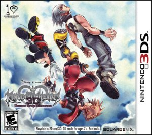 Usado Jogo Nintendo 3DS Kingdom Hearts 3D: Dream Drop Distance - Square Enix
