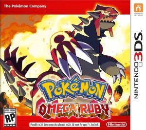 Usado Jogo Nintendo 3DS Pokemon Omega Ruby - Nintendo