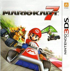 Usado Jogo Nintendo 3DS Mario Kart 7 - Nintendo