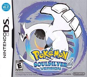 Usado Jogo Nintendo DS Pokemon Soul Silver - Nintendo