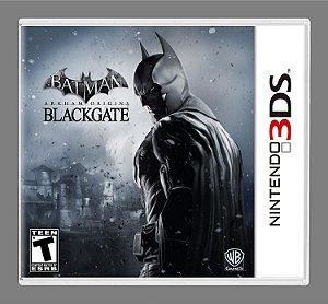 Usado Jogo Nintendo 3DS Batman Arkham Origins Blackgate - Warner Bros Games