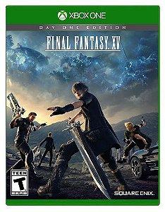 Usado Jogo Xbox One Final Fantasy XV 15 - Square Enix