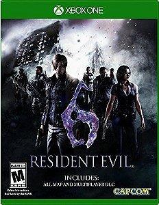 Usado Jogo Xbox One Resident Evil 6 - Capcom