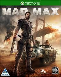 Usado Jogo Xbox One Mad Max - Warner Bros Games