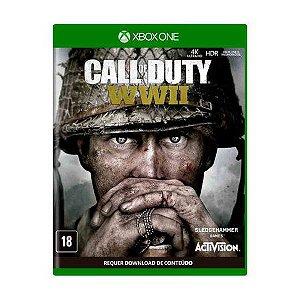 Usado Jogo Xbox One Call of Duty WWII - Activision