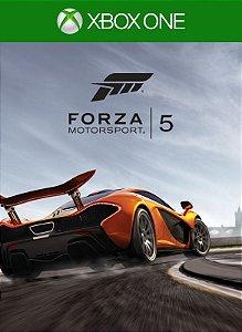 Jogo Xbox One Forza MotorSport 5 - Microsoft