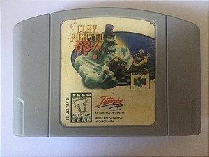 Usado Jogo Nintendo 64 Clay Fighter 63 1/3 - Nintendo