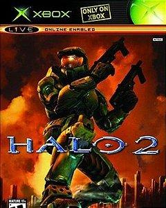 Usado Jogo Xbox Classico Halo 2 - Microsoft
