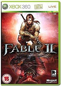 Jogo Xbox 360 Fable II - Microsoft