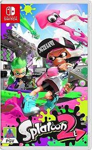 Usado Jogo Nintendo Switch Splatoon 2 - Nintendo