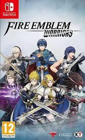 Usado Jogo Nintendo Switch Fire Emblem Warriors - Nintendo