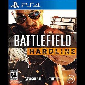 Usado Jogo Ps4 Battlefield Hardline - EA