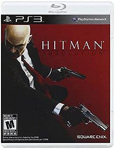 Usado Jogo PS3 Hitman Absolution - Square Enix