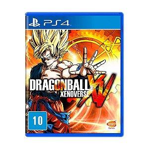 Usado Jogo PS4 Dragon Ball: Xenoverse - Bandai Namco