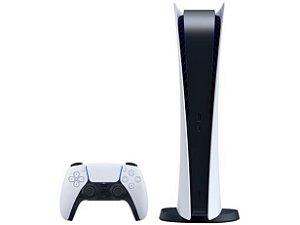 Console Playstation 5 Digital Edition + Controle Sem Fio DualSense - Sony