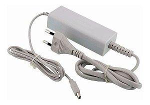 Fonte AC Adapter de alimentação para Gamepad Wii U 110v - Nintendo