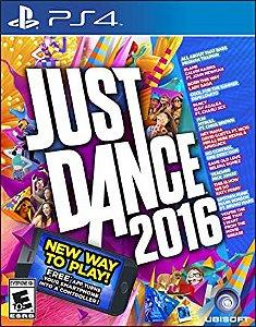 Usado Jogo PS4 Just Dance 2016 - Ubisoft