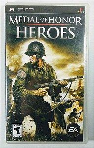 Usado Jogo PSP Medal of Honor Heroes - EA