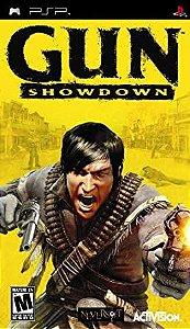 Usado Jogo PSP Gun Showdown - Activision