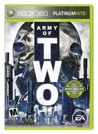 Usado Jogo Xbox 360 Army Of Two - Electronic Arts