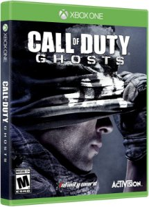 Usado Jogo Xbox One Call of Duty Ghosts - Activision