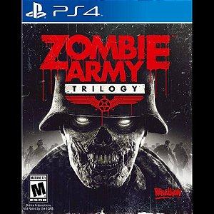 Usado Jogo PS4 Zombie Army Trilogy - Rebellion
