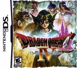 Usado Jogo Nintendo DS Dragon Quest IV Chapters Of The Chosen - Square Enix