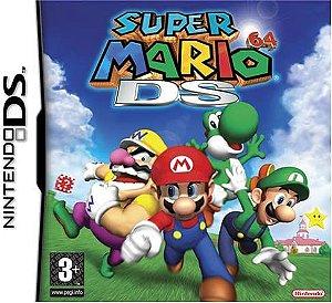 Usado Jogo Nintendo DS Super Mario 64 - Nintendo