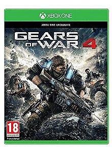 Usado Jogo Xbox One Gears of War 4 - Microsoft