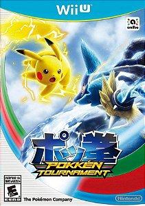 Jogo Nintendo Wii U Pokken Tournament - Nintendo