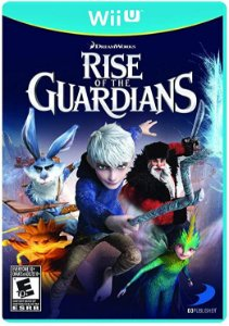 Usado Jogo Nintendo Wii U Rise of the Guardians - Dreamworks