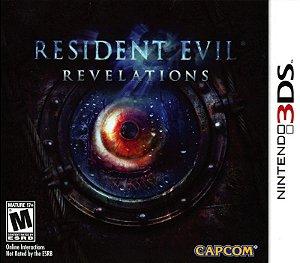 Usado Jogo 3DS Resident Evil Revelations - Capcom