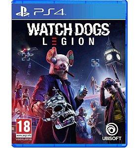 Jogo PS4 Watch Dogs Legion - Ubisoft
