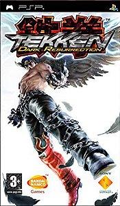 Jogo PSP Tekken Dark Ressurection (Somente o Jogo) - Bandai Namco