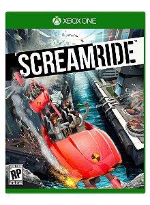 Usado Jogo Xbox One Scream Ride - Microsoft