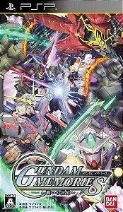 Usado Jogo PSP Gundam Memories: Tatakai no Kioku (Japones) - Bandai