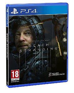 Usado Jogo PS4 Death Stranding - Kojima Productions