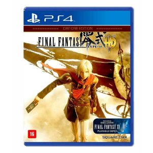Usado Jogo PS4 Final Fantasy Type-0 HD - Square Enix