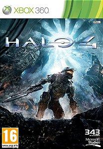 Usado Jogo Xbox 360 Halo 4 - Microsoft