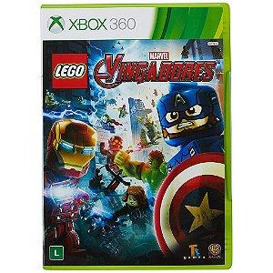 Usado Jogo Xbox 360 Lego Vingadores - Warner Bros Games