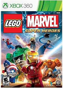 Usado Jogo Xbox 360 Lego Marvel Super Heroes - Warner Bros Games