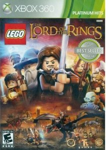 Usado Jogo Xbox 360 Lego The Lord of the Rings - Warner Bros Games