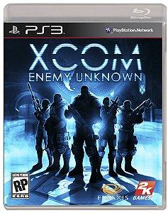 Usado Jogo PS3 XCOM Enemy Unknown - 2K Games
