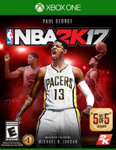 Usado Jogo Xbox One NBA 2K17 - 2K